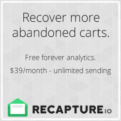 Insanely simple Magento abandoned cart analytics and recovery